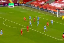 صورة هدف ليفربول الثاني في مرمى وست هام 2-1 الدوري الانجليزي