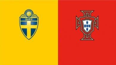 البرتغال والسويد