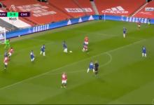 صورة ملخص مباراة مانشستر يونايتد وتشيلسي في الدوري الانجليزي