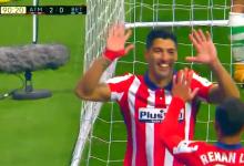 صورة اهداف مباراة اتليتكو مدريد وريال بيتيس 2-0 الدوري الاسباني