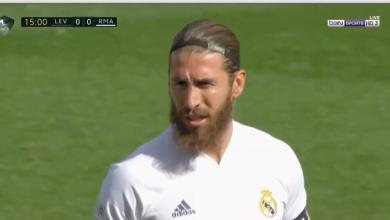 ملخص مباراة ريال مدريد وليفانتي 2-0