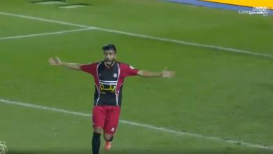 صورة اهداف الباطن والرائد 2-1 الدوري السعودي