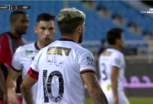 صورة اهداف الشباب والرائد 2-2 الدوري السعودي