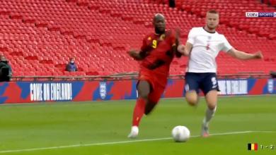 اهداف مباراة انجلترا وبلجيكا 2-1 دوري الامم الاوروبية