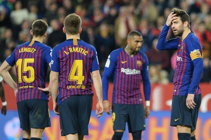 لونجليه مع برشلونة