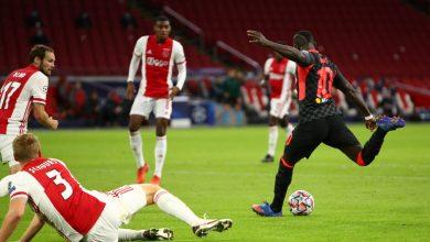 هدف ليفربول الاول في مرمى اياكس 1-0 تعليق عصام الشوالي