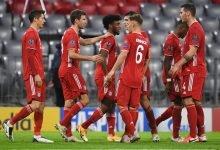 صورة اهداف مباراة بايرن ميونيخ واتليتكو مدريد 4-0 دوري ابطال اوروبا
