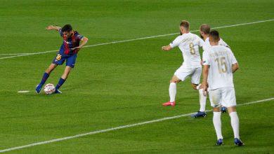 ملخص مباراة برشلونة وفرينكفاروزي في دوري ابطال اوروبا