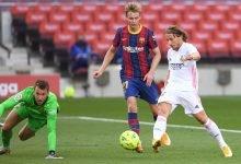 صورة اهداف مباراة ريال مدريد وبرشلونة 3-1 الدوري الاسباني