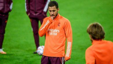 صورة ماذا ينوي زيدان فعله مع هازارد في مباراة ريال مدريد القادمة ضد قادش؟