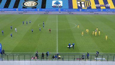 صورة ملخص مباراة انتر ميلان وبارما في الدوري الايطالي