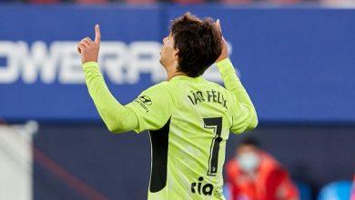 صورة ماذا قال جواو فيليكس بعد تألقه مع أتلتيكو مدريد أمام أوساسونا؟