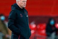 صورة ديفيد مويس يلوم الحكم بعد الخسارة من ليفربول اليوم في الدوري الإنجليزي