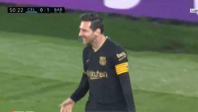 ملخص مباراة برشلونة وسيلتا فيغو في الدوري الاسباني