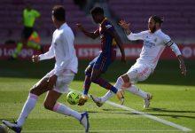 صورة هدف فاتي في مرمى ريال مدريد 1-1 تعليق حفيظ دراجي