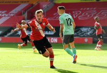 صورة اهداف مباراة ساوثهامبتون وايفرتون 2-0 الدوري الانجليزي