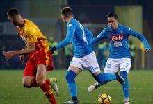 صورة تاريخ مواجهات بينفينتو ونابولي في الدوري الإيطالي