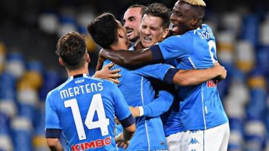 صورة التشكيل المتوقع لنادي نابولي أمام بينفينتو في الدوري الإيطالي