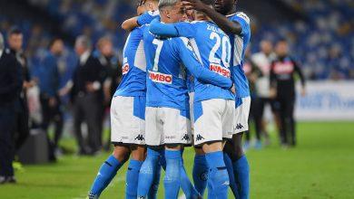 صورة التشكيلة المُتوقع لفريق نابولي لمواجهة إي زد آلكمار في الدوري الأوروبي
