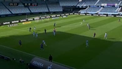 هدف لويس سواريز في مرمى سيلتا فيجو 1-0 الدوري الاسباني