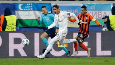 صورة تاريخ مواجهات ريال مدريد وشاختار دونيتسك في دوري أبطال أوروبا