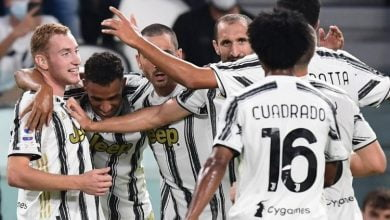 صورة تشكيل يوفنتوس المتوقع أمام سبيزيا في الدوري الإيطالي
