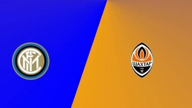 صورة موعد مباراة شاختار دونيتسك وإنتر ميلان في دوري أبطال أوروبا والقنوات الناقلة