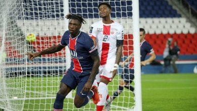 اهداف مباراة باريس سان جيرمان وديجون 4-0 الدوري الفرنسي