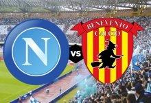 صورة موعد مباراة بينفينتو ونابولي في الدوري الإيطالي والقنوات الناقلة