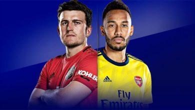 صورة التشكيل المتوقع لقمة مانشستر يونايتد وآرسنال في الدوري الإنجليزي