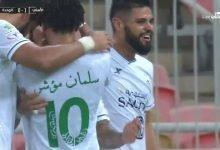 صورة ملخص أهداف مباراة الاهلي 1-0 الوحدة في الدوري السعودي لكرة القدم