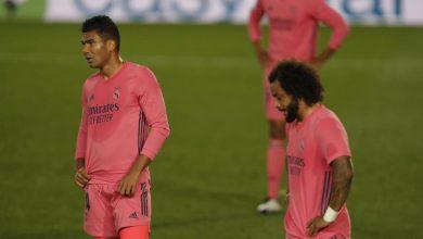 صورة مارسيلو جزء لا يتجزأ من هزائم ريال مدريد الأخيرة