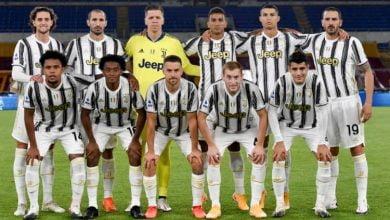 صورة التشكيل المتوقع لنادي يوفنتوس أمام هيلاس فيرونا في الدوري الإيطالي