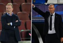 صورة التشكيل المتوقع لكلاسيكو برشلونة وريال مدريد في الدوري الإسباني