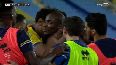التعاون 1-0 النصر