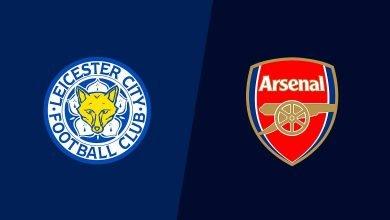 صورة موعد مباراة آرسنال وليستر سيتي في الدوري الإنجليزي والقنوات الناقلة