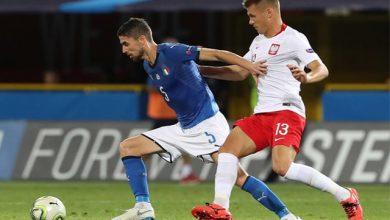 إيطاليا وبولندا