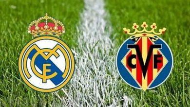 فياريال _ ريال مدريد