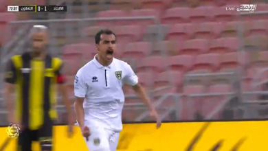 اهداف الاتحاد والتعاون 1-1 الدوري السعودي