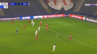 اهداف بايرن ميونيخ وسالزبورغ 6-2 دوري ابطال اوروبا