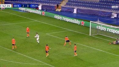 اهداف مباراة مانشستر يونايتد وباشاك شهير 1-2 دوري ابطال اوروبا