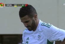 اهداف مباراة الجزائر وزيمبابوي 2-2 تعليق حفيظ دراجي