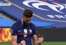 اهداف مباراة فرنسا والسويد 4-2 دوري الامم الاوروبية