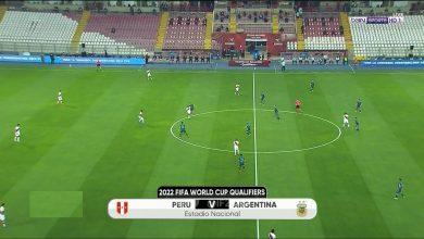اهداف الارجنتين وبيرو 2-0 تصفيات كأس العالم