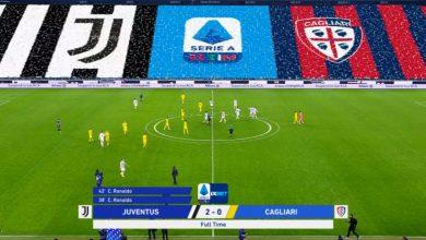 اهداف يوفنتوس وكالياري 2-0 الدوري الايطالي