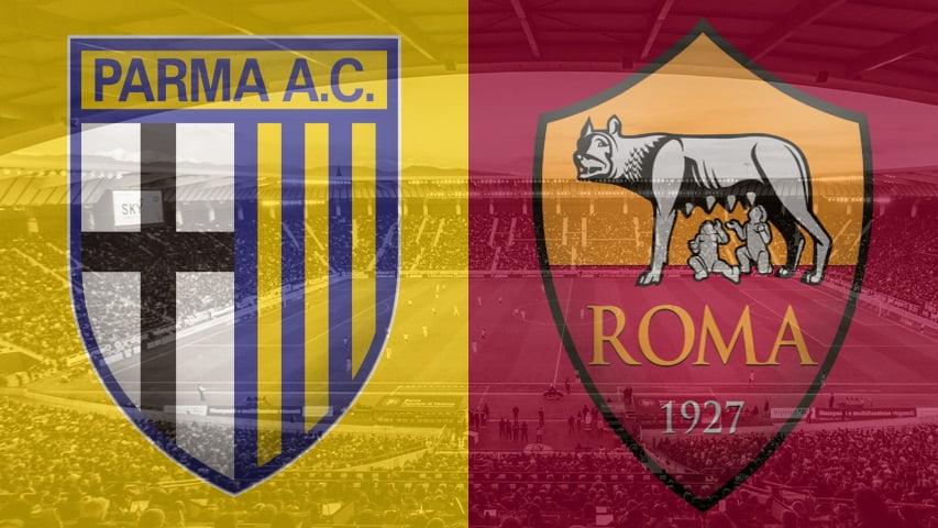 روما - بارما
