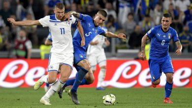 إيطاليا والبوسنة والهرسك