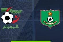 الجزائر وزيمبابوي