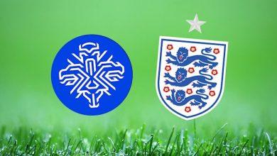 إنجلترا وأيسلندا