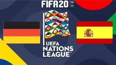 إسبانيا وألمانيا